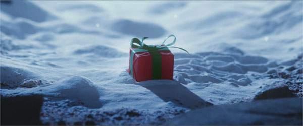 そしてプレゼントを置いていってくれました。