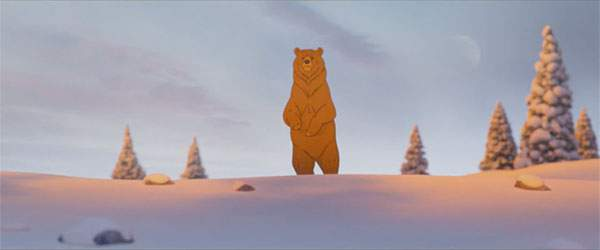 そこへ冬眠しているはずのクマの姿が!