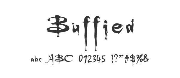Buffied