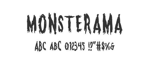 Monsterama
