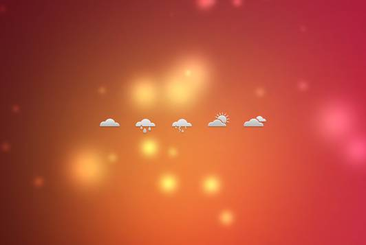 Weather icons - Tempees.com