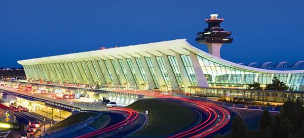 12.空港を長時間露光で撮影した綺麗な写真壁紙画像