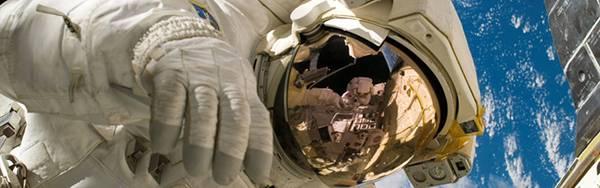 10.宇宙飛行士を撮影したかっこいい写真壁紙画像