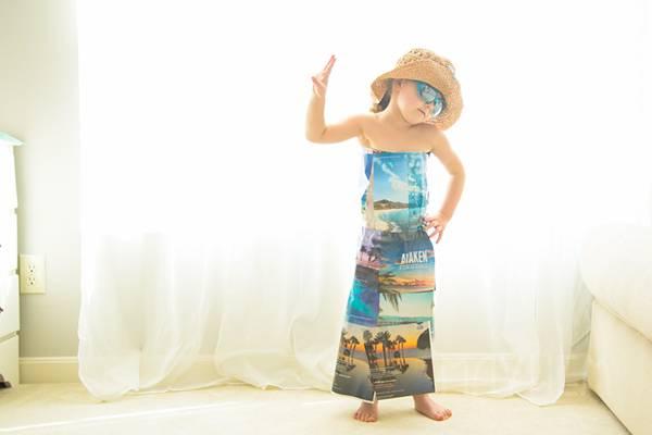 これは可愛い!Mayhem ちゃんの紙のドレスのファッションショー - 04