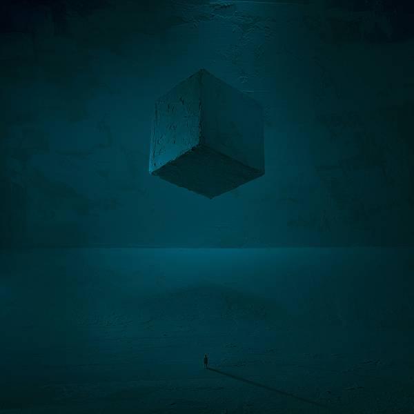 夢の中を漂うような感覚。シンプルでシュールなジオラマ写真作品 - 01