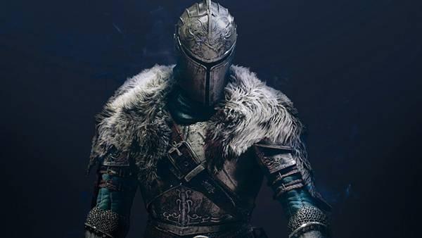01.重厚な甲冑を着た騎士を描いたリアルなCGイラスト壁紙画像