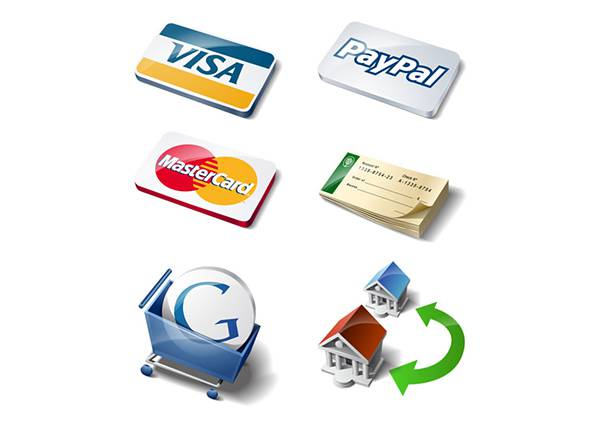 Exclusive Payment Method Icon Set for our readers