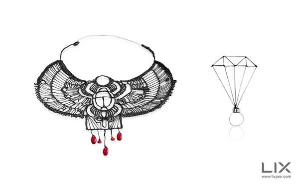 空間に直接描ける3Dペン「LIX」 - 05