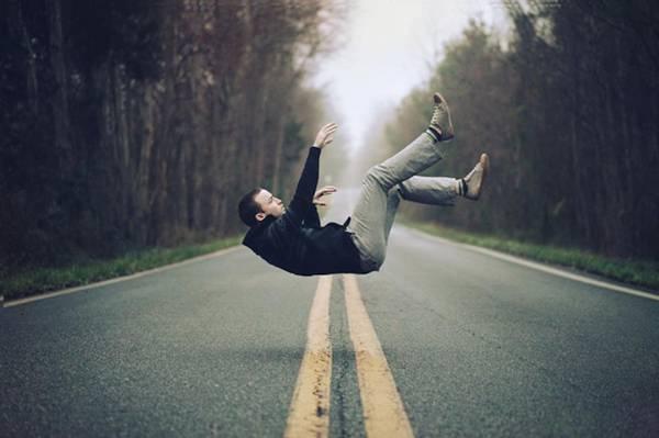 無重力感がスゴ過ぎる空中写真作品 - 01