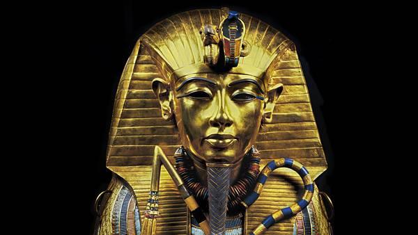 04.黄金のツタンカーメンを撮影した綺麗な写真壁紙画像