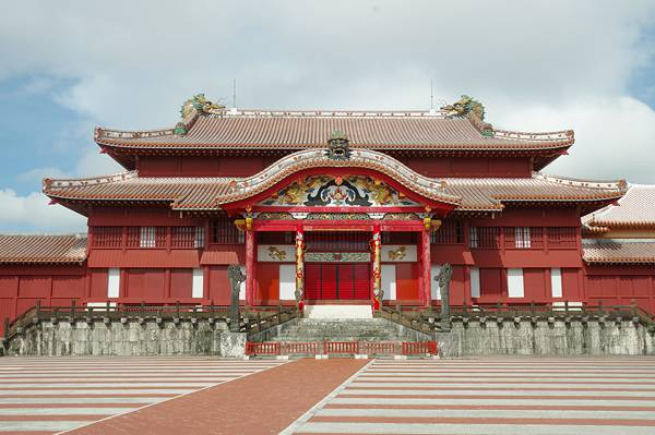 首里城(沖縄)(Shurijou)