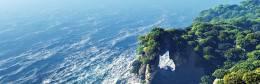 無料壁紙:海辺の風景を撮影した高解像度な写真画像まとめ(空・滝・波・石)