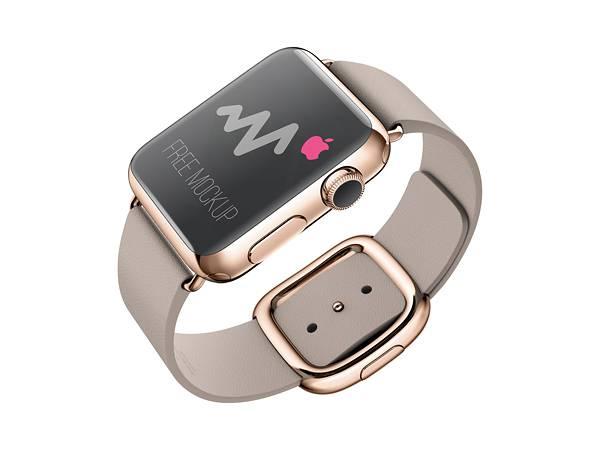 Apple Watch - Free Mockup