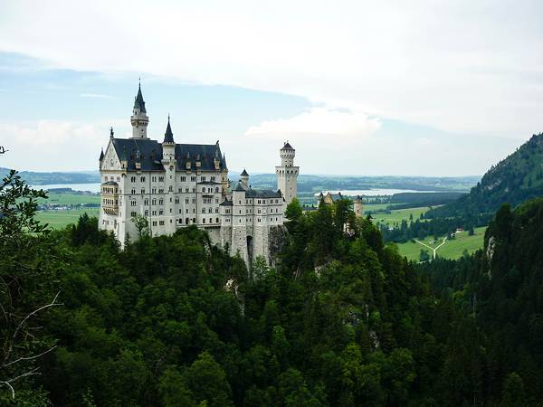 Neuschwanstein Schloß, Bavaria, Germany