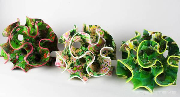 砂糖×3Dプリンター。以外な組み合わせで生まれた「食べられるアート」- 09