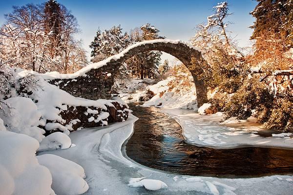 自然と完璧に調和した美しすぎる世界の橋 - 07