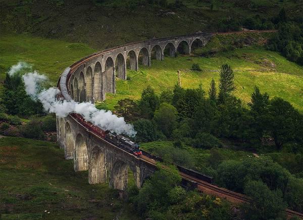 自然と完璧に調和した美しすぎる世界の橋 - 11