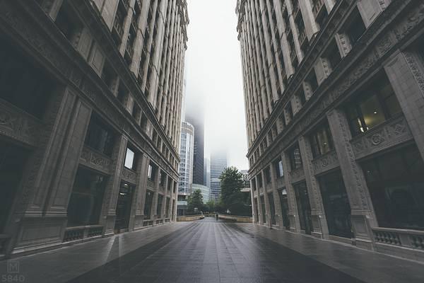 霧に包まれたシカゴの街を撮影した写真集 - 06