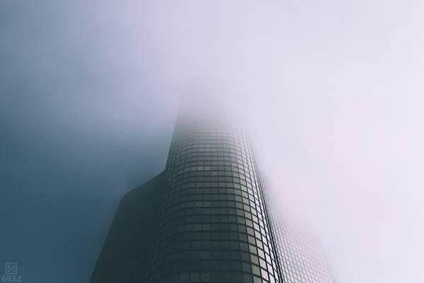 霧に包まれたシカゴの街を撮影した写真集 - 10