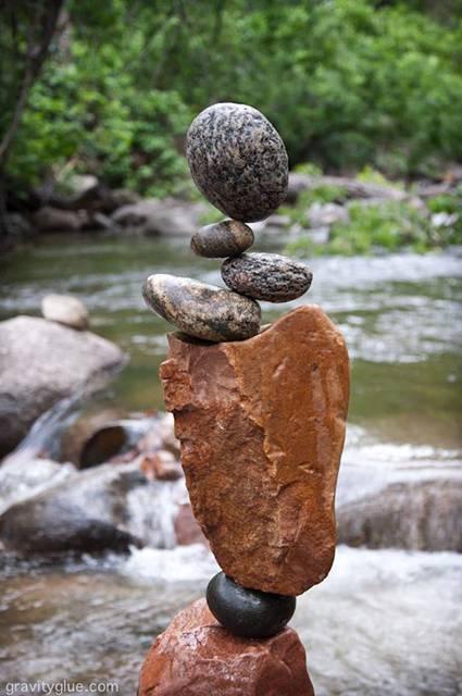 石を積むことを芸術にまで高めた信じられない写真作品 - 01