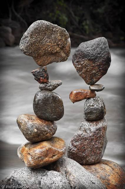 石を積むことを芸術にまで高めた信じられない写真作品 - 02