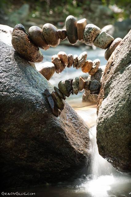 石を積むことを芸術にまで高めた信じられない写真作品 - 03