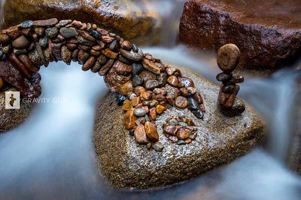 石を積むことを芸術にまで高めた信じられない写真作品 - 05