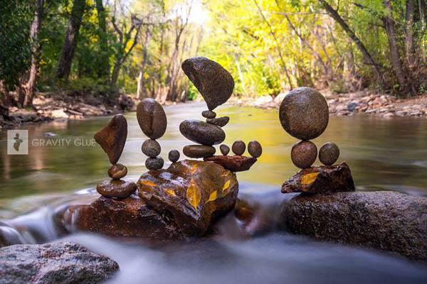 石を積むことを芸術にまで高めた信じられない写真作品 - 08