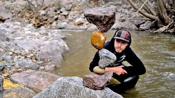 石を積むことを芸術にまで高めた信じられない写真作品 - 09