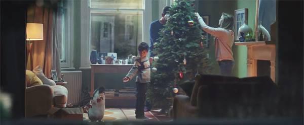 クリスマスの準備をするときだって一緒。