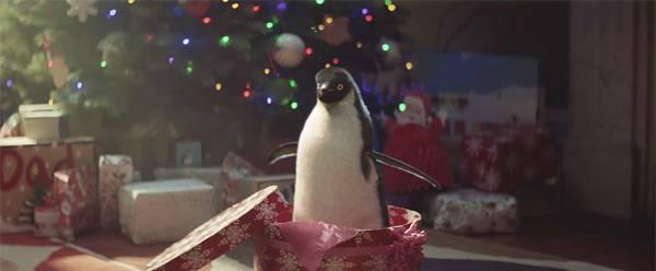 女の子のペンギンでした。