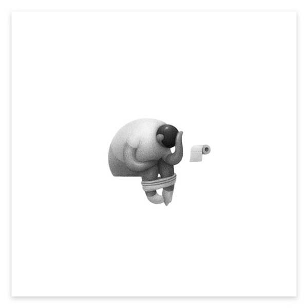 不思議な世界観を描く Mike Lee のイラストスケッチ作品 - 01