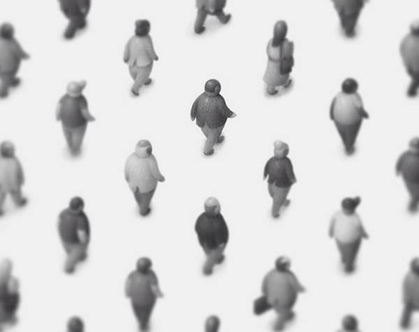 不思議な世界観を描く Mike Lee のイラストスケッチ作品 - 02