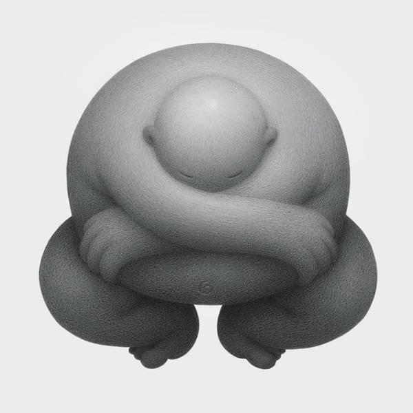 不思議な世界観を描く Mike Lee のイラストスケッチ作品 - 07