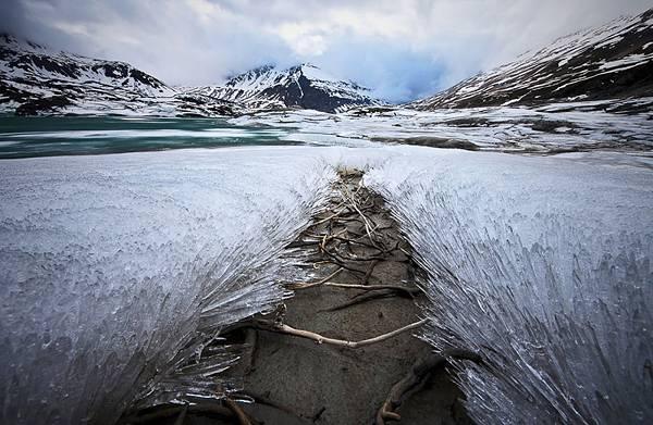 雪と氷が作り出す冬の絶景が信じられないほど美しい! - 03