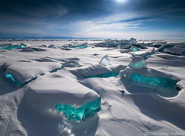 雪と氷が作り出す冬の絶景が信じられないほど美しい! - 04