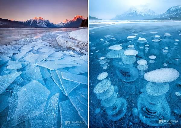 雪と氷が作り出す冬の絶景が信じられないほど美しい! - 05