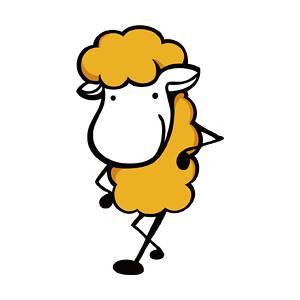羊イラスト 4