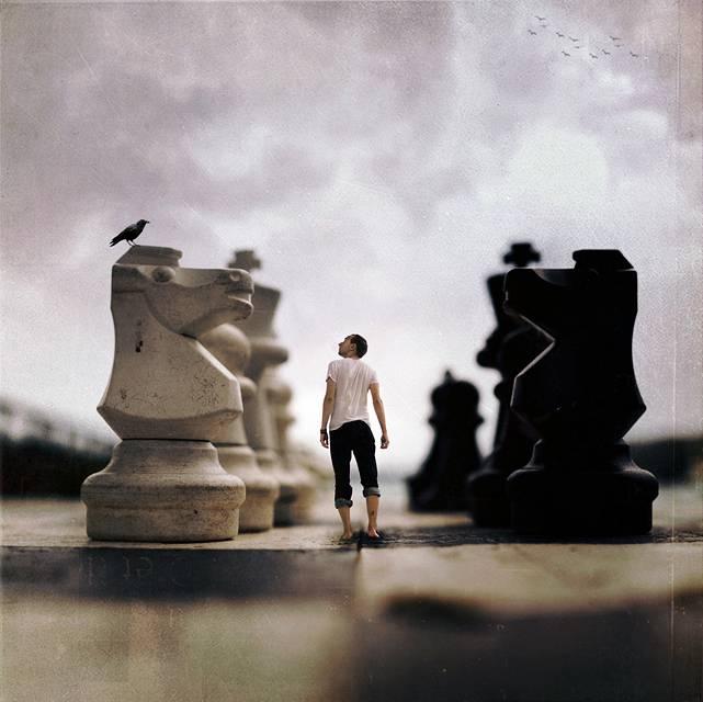 幻想的な美しさに惹き込まれるポートレート作品シリーズ - 07