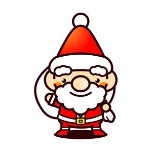 サンタさんのイラスト素材