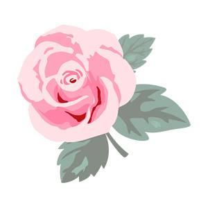 バラの花素材47