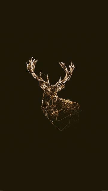 ad31-deer-animal-illust-choco