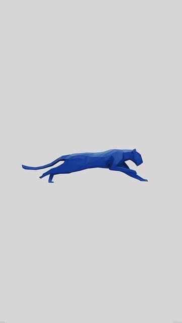 ae42-running-puma-blue-illust-art-minimal