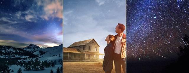 【iPhone6/Plus壁紙】綺麗な星空の画像集(流れ星・夜空・山)