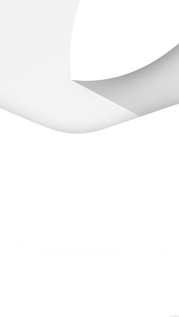 ロングシャドウスタイルのAppleロゴ