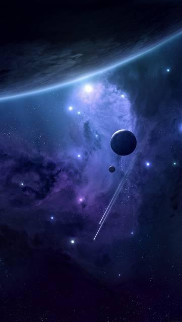 惑星と宇宙の美しい写真