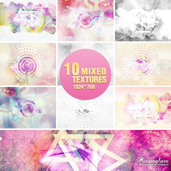 Mix and Match texture set #1