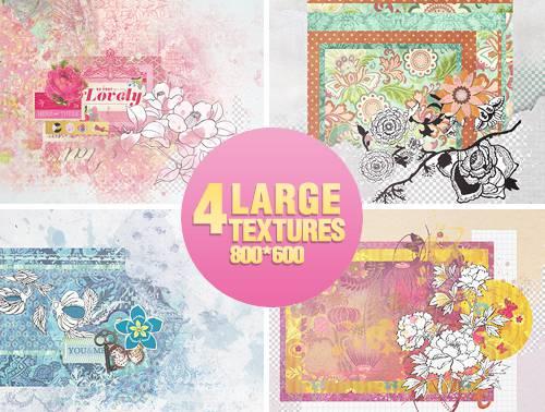 4 800x600 Textures - 0201