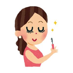 「イラスト 無料 化粧」の画像検索結果